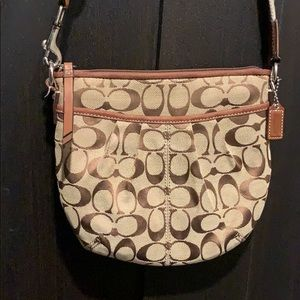 COACH Handbag BodyBag Small Purse Shoulder bag